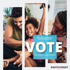 #competitionseason #family_moments #win #photo2printza #shareandwin #photobookcompetition #SouthAfrica #Gauteng #Capetown #Durban #memories Vote Now, Photo Competition, Photo Book, In This Moment, Memories, Seasons, Summer, Instagram, Memoirs