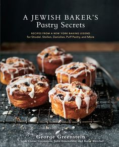 A Jewish Baker's Pastry Secrets – Book Review