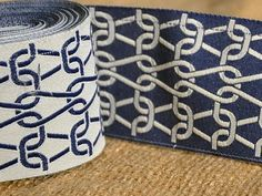 jacquard ribbon, $10 for 5 yards (Made in New Hampshire) #madeinusa #madeinamerica