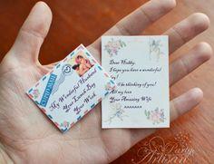 Love Letter! Editable mini letter