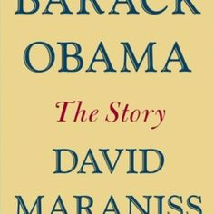 I checked out Barack Obama: The Story by David Maraniss on Lish, $27.00 USD