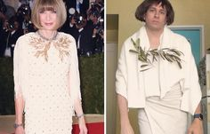 Have you already laughed today? You will when you these recycled celebrity looks