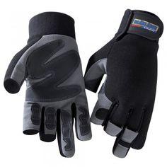 """Kunstlederhandschuhe Mechanik 3-Finger """"2233"""" - BLAKLÄDER® #Blåkläder #arbeitshandschuhe #mechanikerhandschuhe"""