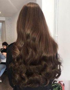 Trendy Ideas For Hair Highlights Balayage Stylists - Haar Ideen Brown Hair Balayage, Hair Highlights, Brown Hair Without Highlights, Ombre Hair, Curly Hair Styles, Natural Hair Styles, Blonde Makeup, Hair Supplies, Haircuts For Long Hair