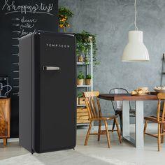 fridge, retro fridge, vintage fridge, retro kjøleskap, retro kylskåp, retro køleskab Retro, Restaurant, Interior, Design, Modern, Indoor, Diner Restaurant, Interiors