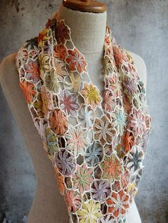 Scarf from Parisian Shop $330.  Lots of beautiful things on this website to drool over!