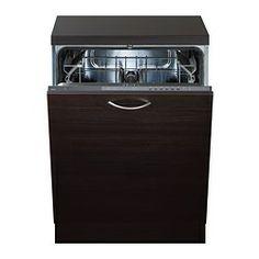 Lave-vaisselle encastrable Rengora (60 cm) - IKEA : 399 euros.