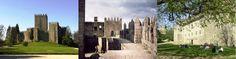 Castelo de Guimaraes, Portugal