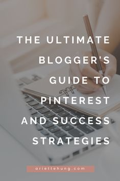 Pinterest is a visual search engine, with over 200 billion posts. Read this blog post to learn how to use Pinterest effectively for your blog and business and bring in more views. Copy Editing, Photographer Branding, Online Jobs, Teaching English, Pinterest Marketing, Social Media Tips, Getting Things Done, Online Courses, Search Engine