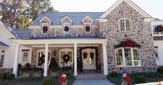 design indulgence: ATLANTA HOMES AND LIFESTYLES CHRISTMAS SHOWHOUSE