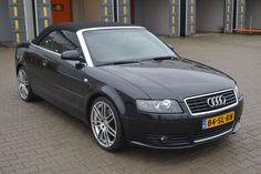 Personenauto Audi A4 cabriolet 3.0 V6 220 pk,.. - Onlineveilingmeester.nl
