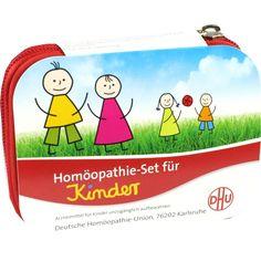 HOMOEOPATHIE Set für Kinder Globuli:   Packungsinhalt: 1 St Globuli PZN: 05115825 Hersteller: DHU-Arzneimittel GmbH & Co. KG Preis: 18,96…