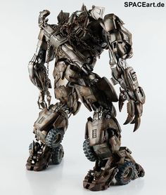 Transformers: Megatron, Voll bewegliche Deluxe-Figur ... http://spaceart.de/produkte/trf002.php