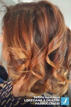 Arricchisci i tuoi capelli con qualcosa di unico studiato solo per te: scegli il Degradé joelle #cdj #loredanaeorazioparrucchieri #wellaprifessionals #madeinitaly #ootd #musthave #haircolour #hairstylist