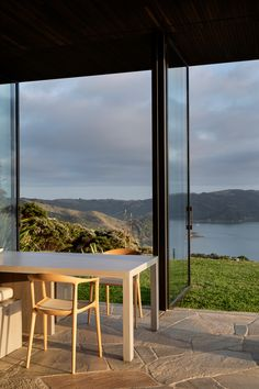 Waiheke House by Cheshire Architects – Project Feature – The Local Project Waiheke Island, Window Design, Skylight, Pavilion, The Locals, Interior Architecture, Architects, Beach House, Windows
