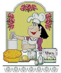 Kuchařka korpus