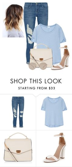 2016/875 by dimceandovski on Polyvore featuring Splendid, Frame Denim, New Look and Gucci