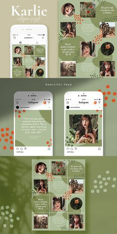 endings can be beautiful quotes / endings can be beautiful quotes Instagram Feed Layout, Feeds Instagram, Instagram Grid, Instagram Post Template, Instagram Design, Instagram Quotes, Instagram Posts, Social Media Template, Social Media Design