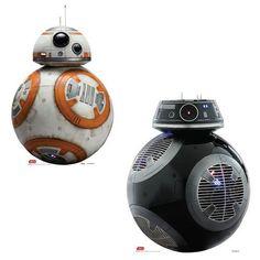 BB Droid Combo BB-8 & BB-9E - Star Wars: The Last Jedi