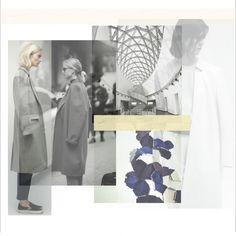 Fashion Moodboard - fashion design concept & inspirations; creative process // Faiza Matovu