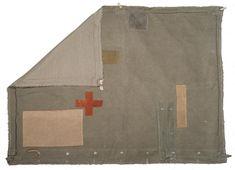 Stapelgoed Armey Plaid Kamp 150 x 150 cm