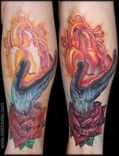 Nick Baxter - Glass Heart