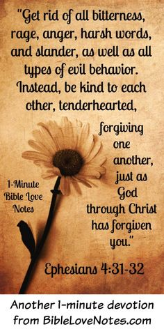 Acts 15:36-41, Ephesians 4:31-32, Getting along with people