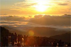Unkai Terrace: a Hokkaido la terrazza sopra le nuvole (video)