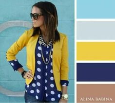 Tips utiles para darle color a tus outfits
