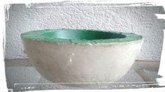 Cemento pintado