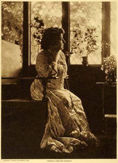 1919, Frances Eliza Hodgson Burnett, Author, The Secret Garden, A Little Princess | eBay