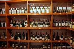 On the Hollywood & Hearst Tour you get an exclusive view of Mr. Hearst's extensive wine collection for his legendary parties.