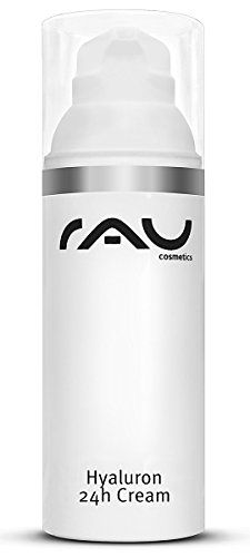 RAU Hyaluron 24h Cream 50 ml - Anti-Wrinkle Day and Night Cream - with Hyaluronic Acid, Avocado Oil, Fruit Acid and Shea Butter - Moisturising Anti-Ageing Treatment for dry, sensitive and mature skin - http://best-anti-aging-products.co.uk/product/rau-hya http://anti-aging-secrets.us