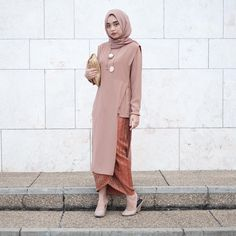 "5,117 Likes, 88 Comments - @nabilahatifa on Instagram: ""wearing @nrh.fornabilia for my bestfriend wedding (akad) """