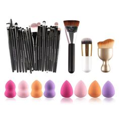 GET $50 NOW | Join RoseGal: Get YOUR $50 NOW!http://www.rosegal.com/makeup-tools/20-pcs-makeup-brushes-set-658510.html?seid=6968042rg658510