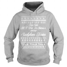 SEALYHAM TERRIER ALL I WANT FOR CHRISTMAS IS SEALYHAM TERRIER HOODIE T-SHIRTS, HOODIES ( ==►►Click To Shopping Now) #sealyham #terrier #all #i #want #for #christmas #is #sealyham #terrier #hoodie #Dogfashion #Dogs #Dog #SunfrogTshirts #Sunfrogshirts #shirts #tshirt #hoodie #sweatshirt #fashion #style