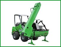 Avant SA has over 100 loader attachments for compact loaders and mini diggers. South Africa, Wood, Woodwind Instrument, Trees, Home Decor Trees, Woods