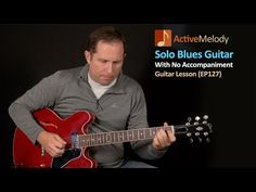 Solo Blues Guitar Lesson in A (12 Bar Blues Guitar Lesson) – EP127 - YouTube