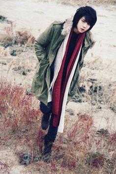 Ulzzang boy || Park Tae Jun