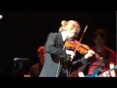 """David Garrett breaks a string while playing """"Asturias""""  ~I love his reaction, just priceless!!!"""