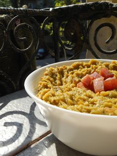 """Gâză's Kitchen: Cremă de mazăre cu gust """"afumat"""" Macaroni And Cheese, Ethnic Recipes, Kitchen, Food, Mac And Cheese, Cooking, Kitchens, Essen, Meals"""