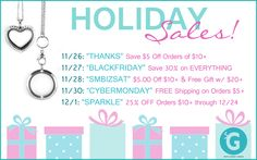 Get great deals this Holiday Season on Floating Lockets, Handmade Jewelry & More! Shop #SpilledGlitterSTL on Etsy for details!