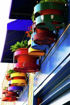 color wheel containers