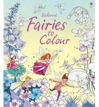 Fairies to Colour (Puhakötésű)