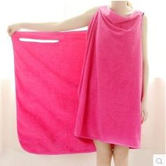 Buy 'Class 302 – Wearable Bath Towel' with Free International Shipping at YesStyle.com. Browse and shop for thousands of Asian fashion items from China and more!