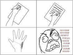 Left handed problem...