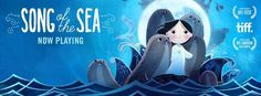Song of the Sea - Fotos da capa