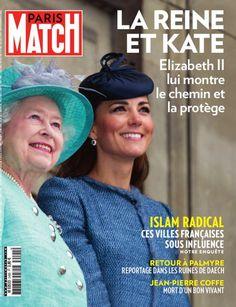 La reine et Kate : Elizabeth II lui montre le chemin Check more at http://people.webissimo.biz/la-reine-et-kate-elizabeth-ii-lui-montre-le-chemin/