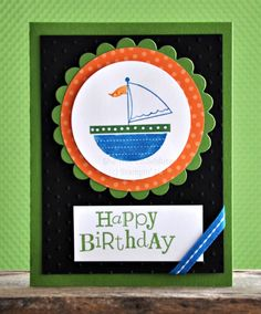 Happy Birthday - Stampin' Connection