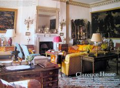 traditional country house interior with modern twist - Google Search